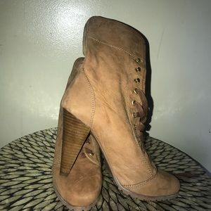NEW Without Box Heeled Aldo Boots